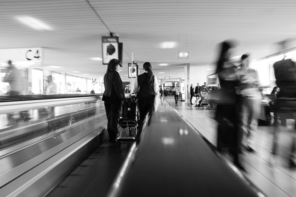 Airport Wayfinding of the future