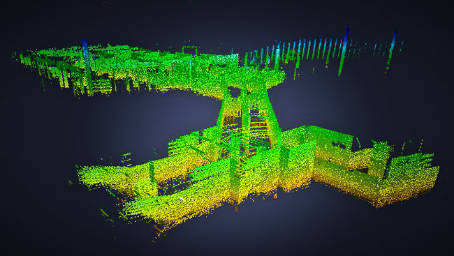 Point Cloud Post-Processing