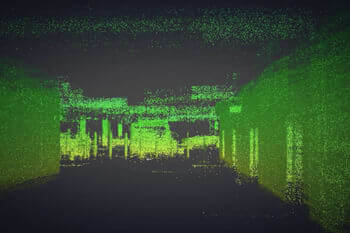 Indoor Geo-location Emitter Technologies | LiDAR Point Cloud